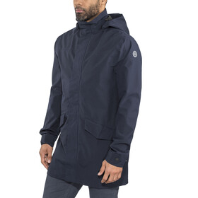 AGU Urban Outdoor Parka longue Homme, navy blue